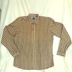 BOSS Hugo Boss Brown Shirt